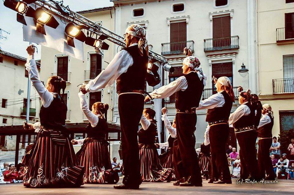 Asociación Folclórica en Xátiva