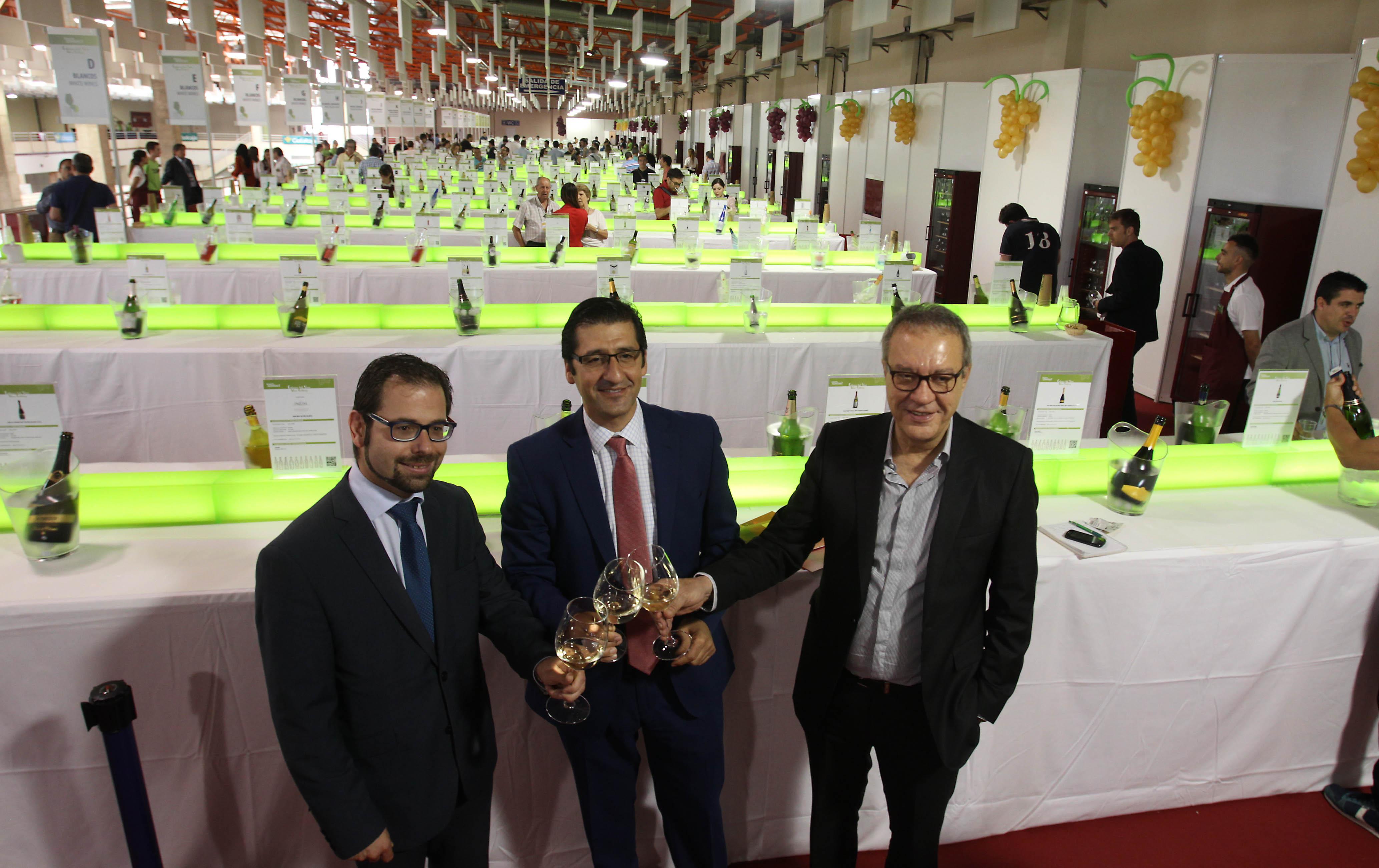 FENAVIN Contact ha testado con gran éxito la marca y el buen nombre de la Feria Nacional del Vino