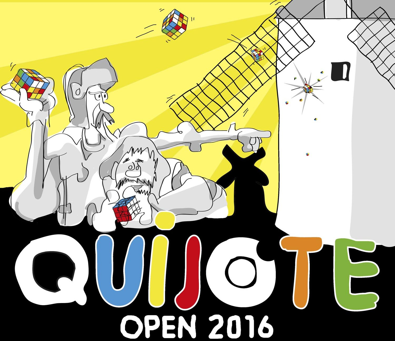 Argamasilla de Alba acogerá el campeonato oficial del Cubo de Rubik «Quijote Open 2016»