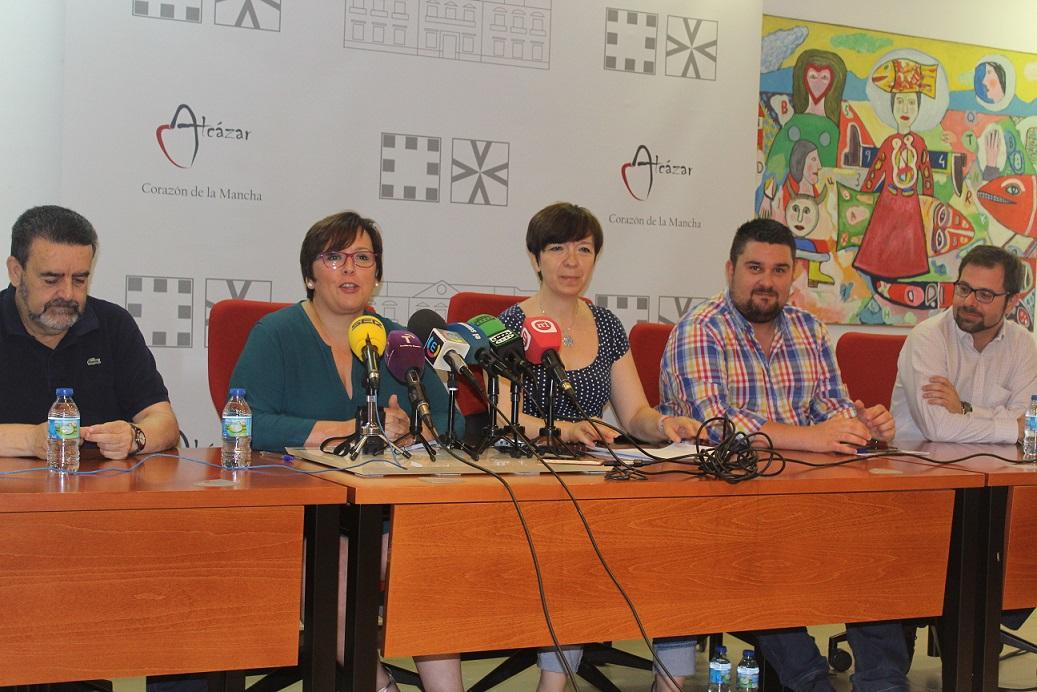 Carmen Olmedo - Declaracion Moros y Cristianos Alcazar