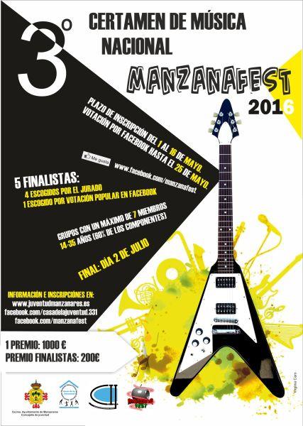 Cartel Manzanafest 2016