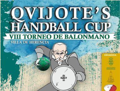 VIII Torneo de Balonmano Qvijote's Handball Cup de Herencia