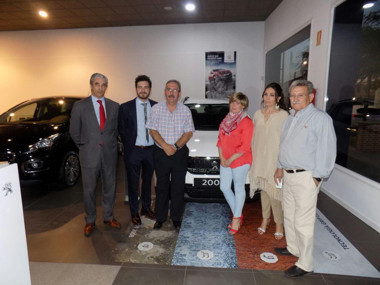 Ciudauto inaugura su nuevo concesionario Peugeot en Valdepeñas