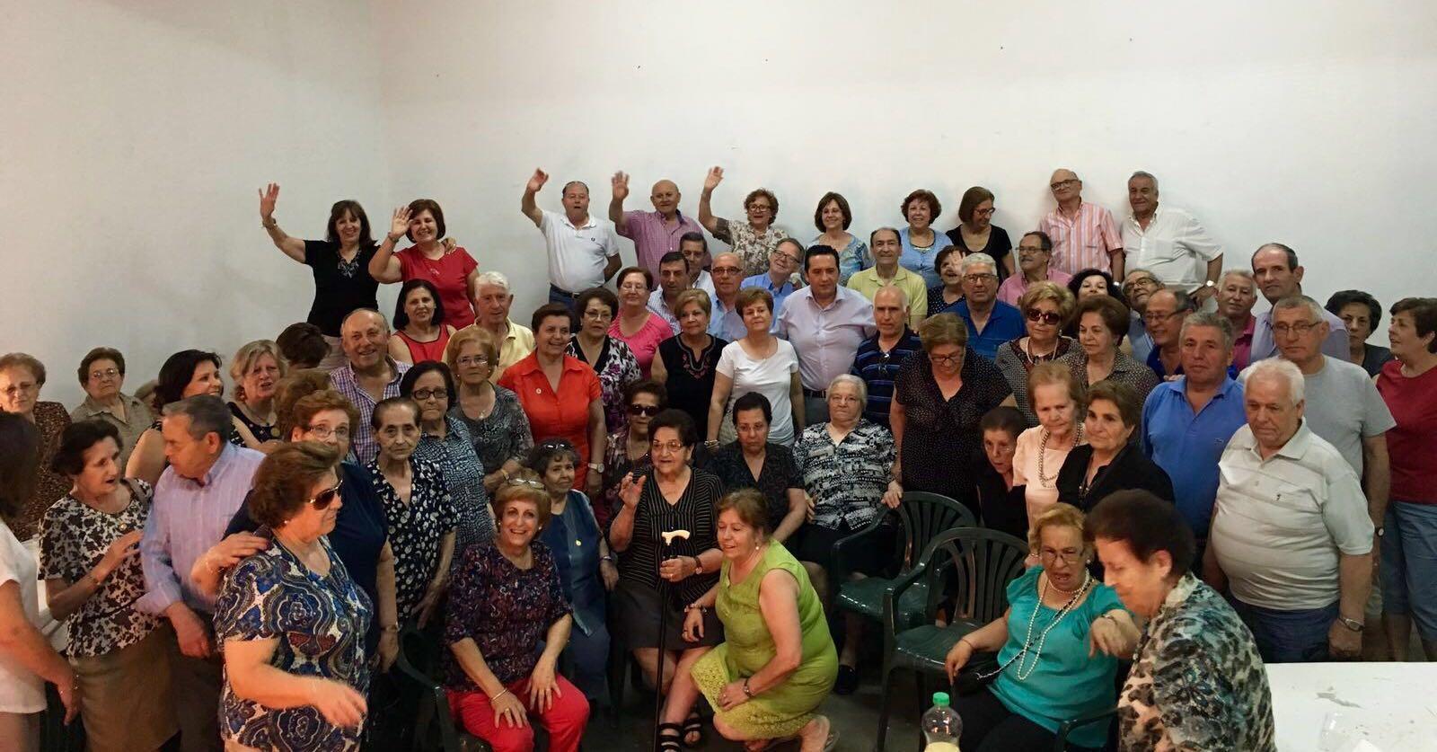Trece nuevos integrantes se incorporan a las filas de la Asociación de Voluntarios de Mayores Pozohondo