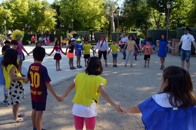 Comienzan las Escuelas Municipales de Verano en el Parque de Gasset