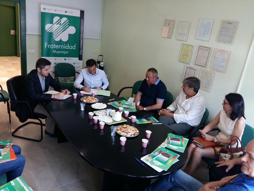 Fraternidad – Muprespa realiza en colaboración de la Inspección de Trabajo una jornada sobre el sector agrario
