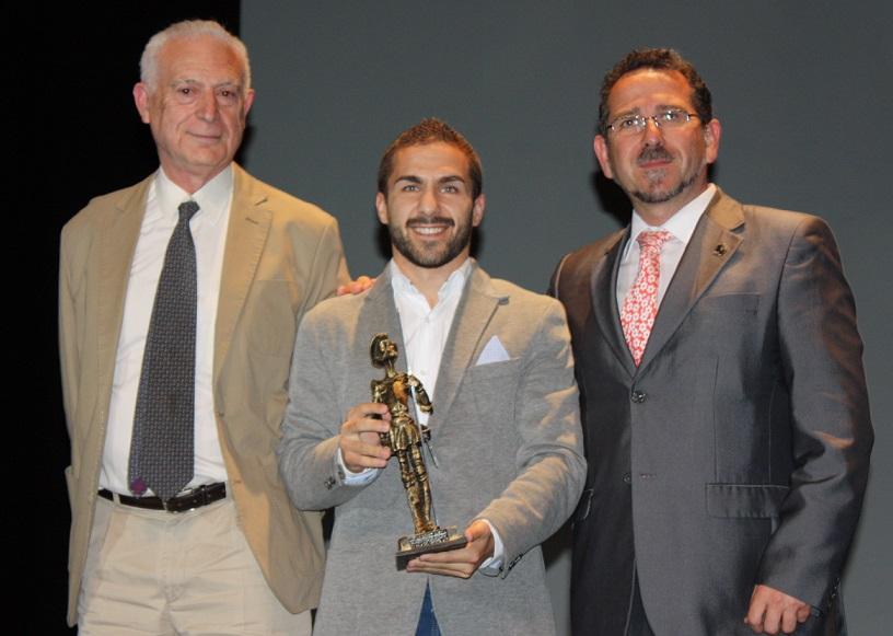 Gala del Deporte de La Solana, Matías Gómez