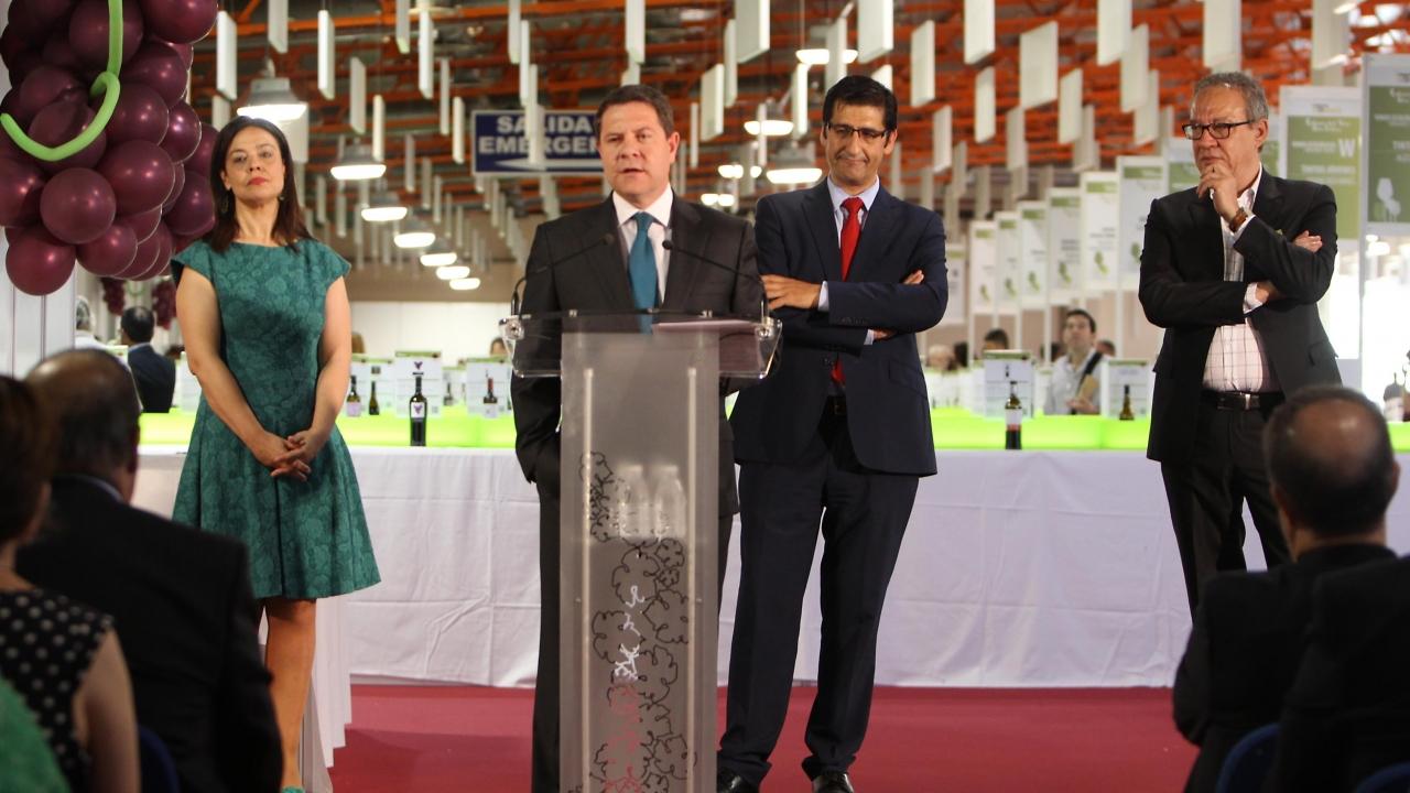 Ciudad Real se convierte otra vez en epicentro del negocio del vino con FENAVIN Contact