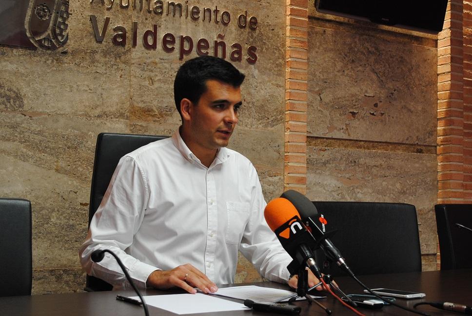 """Valdepeñas recibirá más de 300.000 euros como """"premio"""" por su administración electrónica"""