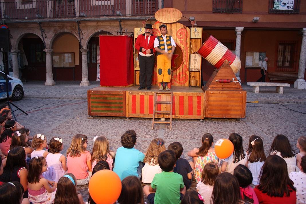La Solana descubrió los divertidos y mágicos secretos de Mr. Stromboli