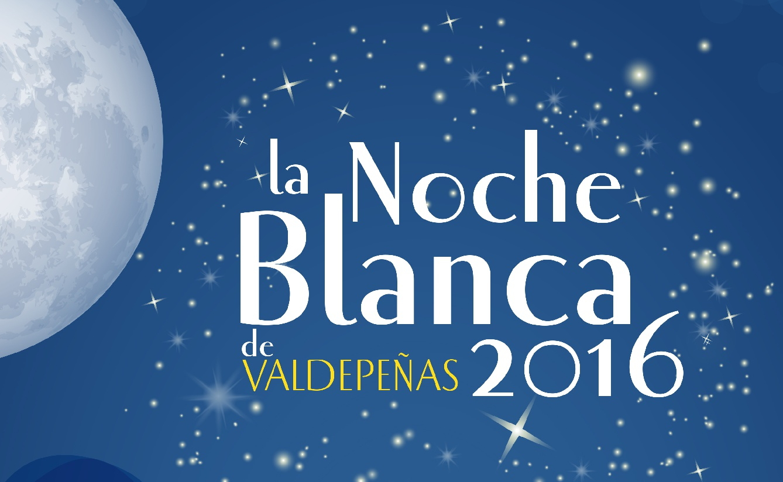 Valdepeñas se suma este viernes a la ' Noche Blanca ' con música y descuentos de hasta el 50%