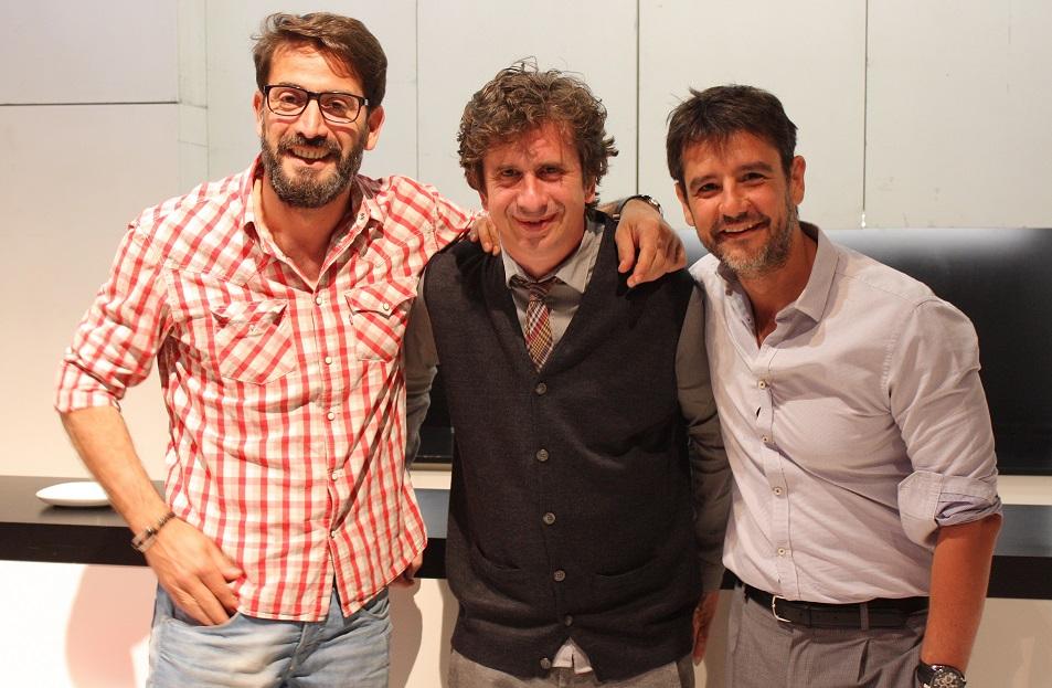 Un trío de ases conquista el Tomás Barrera con ' Nuestras Mujeres '