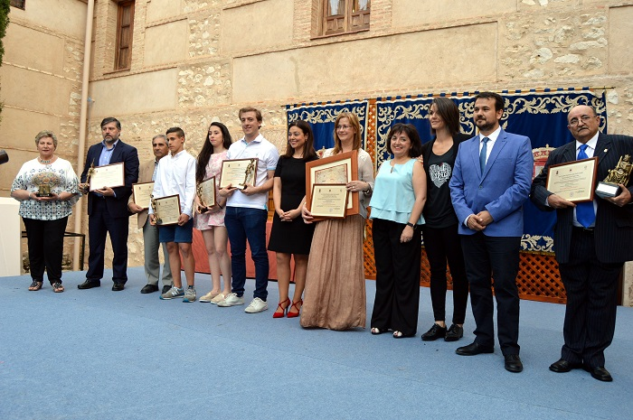 Este viernes tuvo lugar la Gala de los Premios Patronato Municipal de Deportes de Ciudad Real