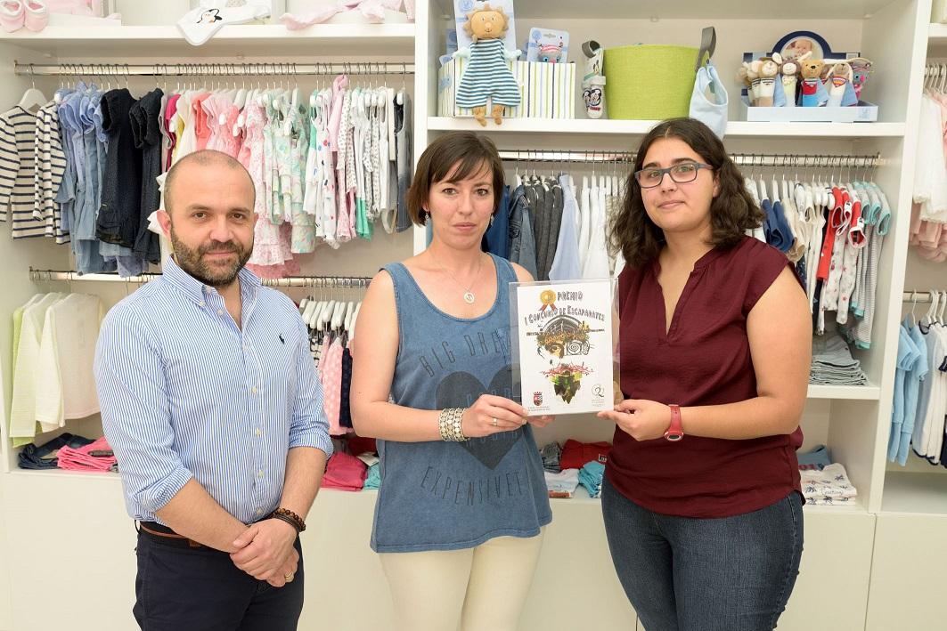 Mi Ropa Mola gana el I Concurso de Escaparates de Argamasilla de Alba