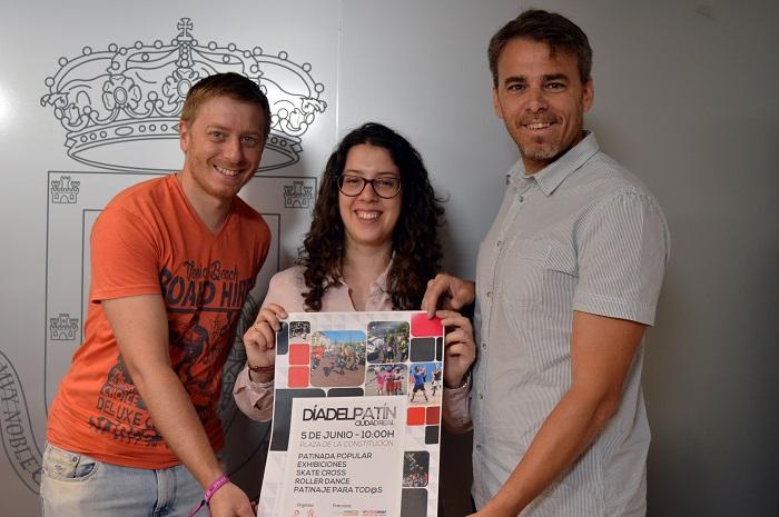 """Ciudad Real celebra este domingo el Día del Patín con exhibiciones, actividades y una """"patinada popular"""""""
