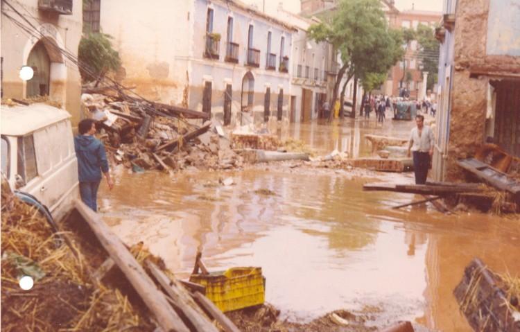 Riada de 1979 en Valdepeñas