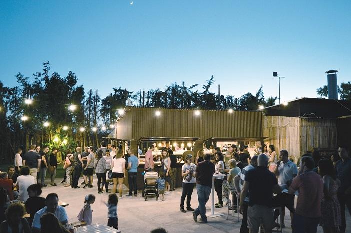 Terraza Doña Croqueta abre sus renovadas instalaciones en La Atalaya