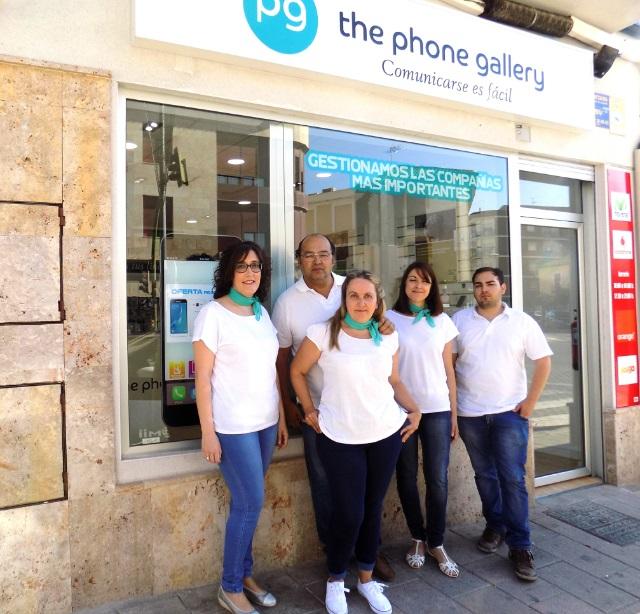 The phone gallery - Mobitel Alcázar