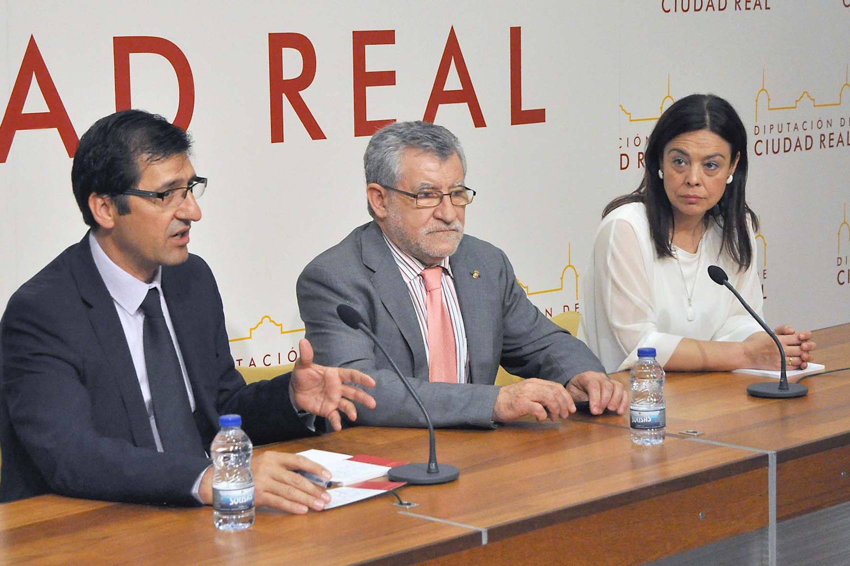 La Diputación valora colaborar con el plan de obras en actuaciones en instalaciones educativas