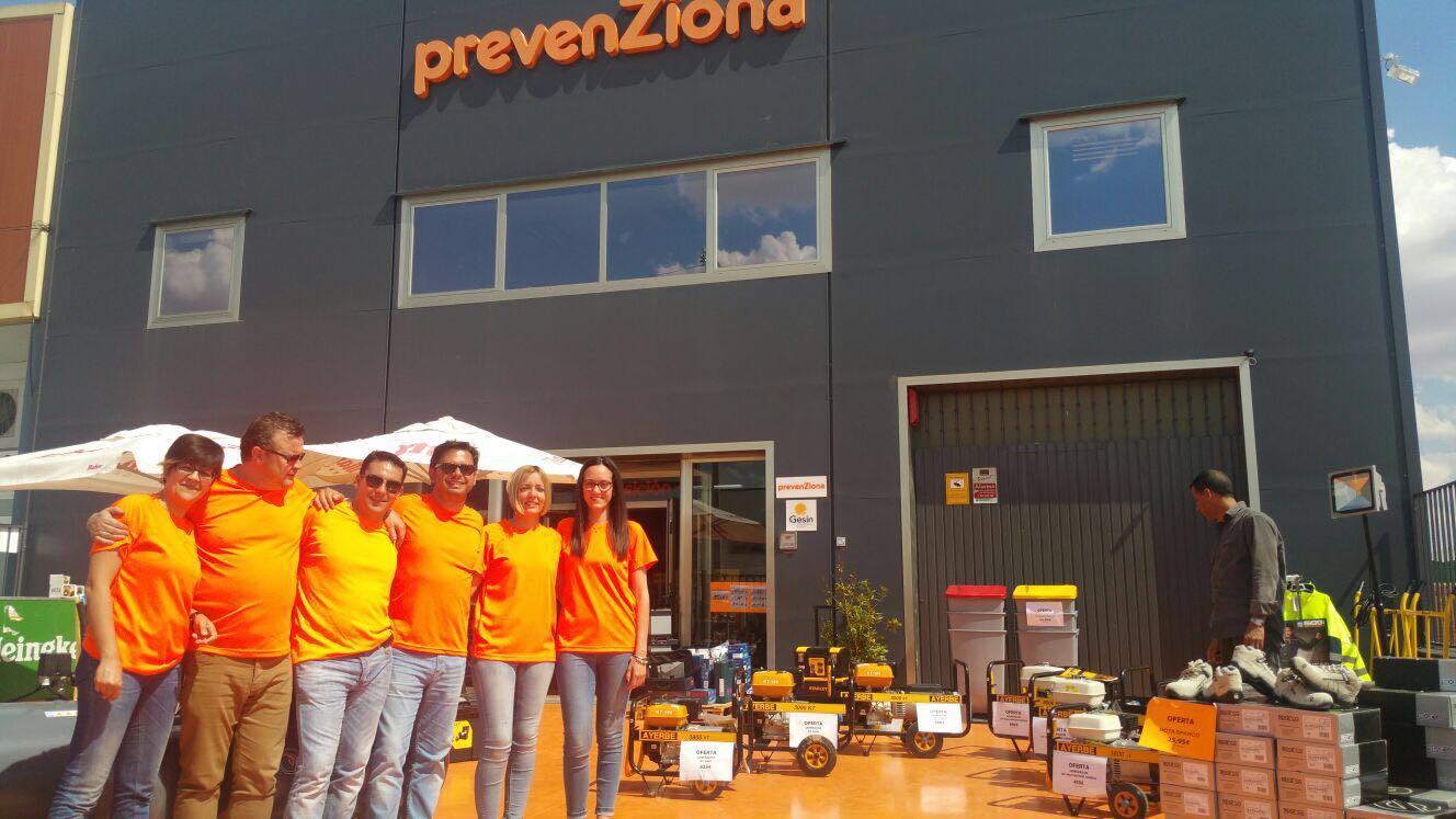 Prevenziona, de Manzanares, el mejor suministro de ferretería para profesionales y particulares