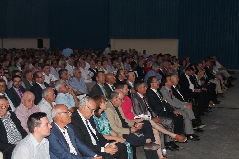 50 aniversario Cooperativa Santa Catalina, público asistente