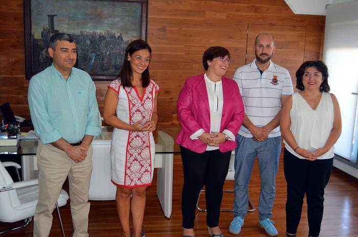 Anuncio licitación de la obra del Colegio de Valverde