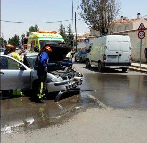 Accidente de tráfico en Tomelloso 02