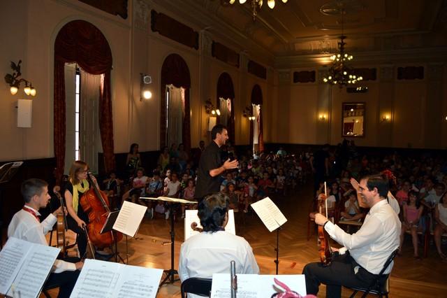 """Arranca con música """"de cine"""" las actividades de Verano de las Bibliotecas Municipales de Ciudad Real"""