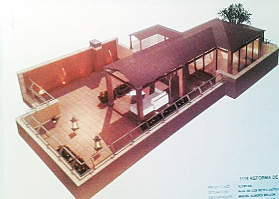 La arquitectura efímera