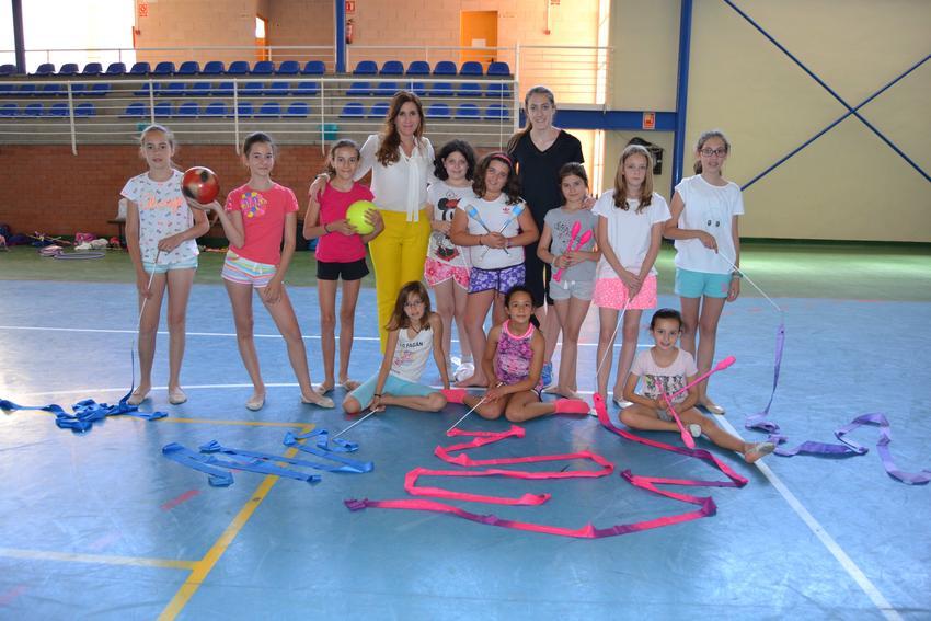 Campus de gimnasia, Carrión
