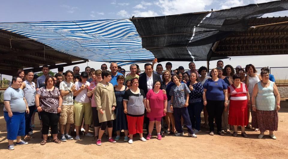 El Centro Ocupacional 'Rogelio Sánchez Ruiz' incorporará  un programa integral de formación para sus profesores
