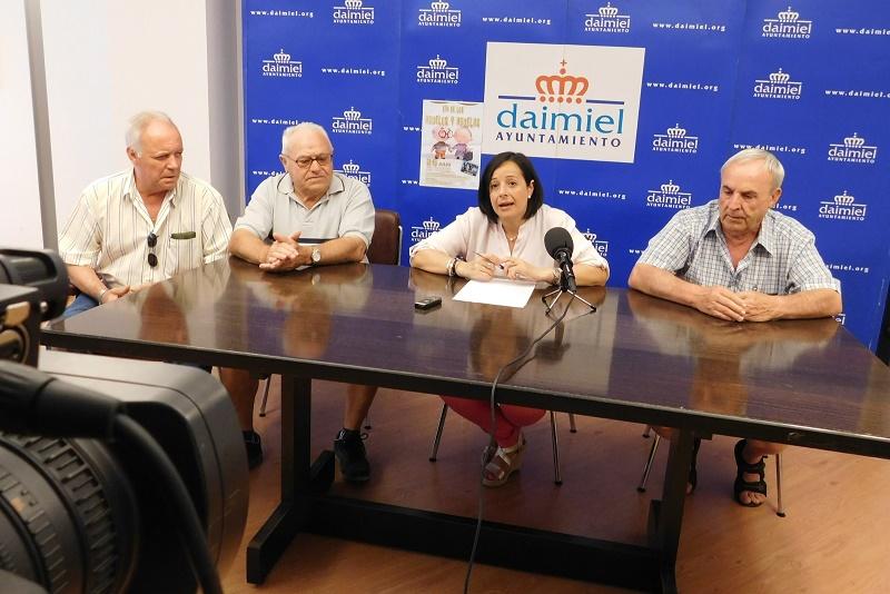 Servicios Sociales de Daimiel celebra el 'Día de los abuelos y las abuelas'