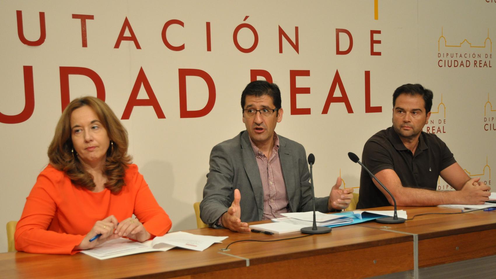 Gracias a la Diputación 23.000 ciudarrealeños necesitados viven con dignidad
