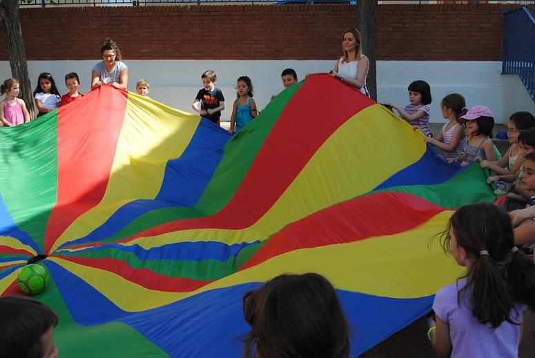 Unos 200 alumnos participan en la primera quincena de la 'Escuela Municipal de Verano' de Valdepeñas