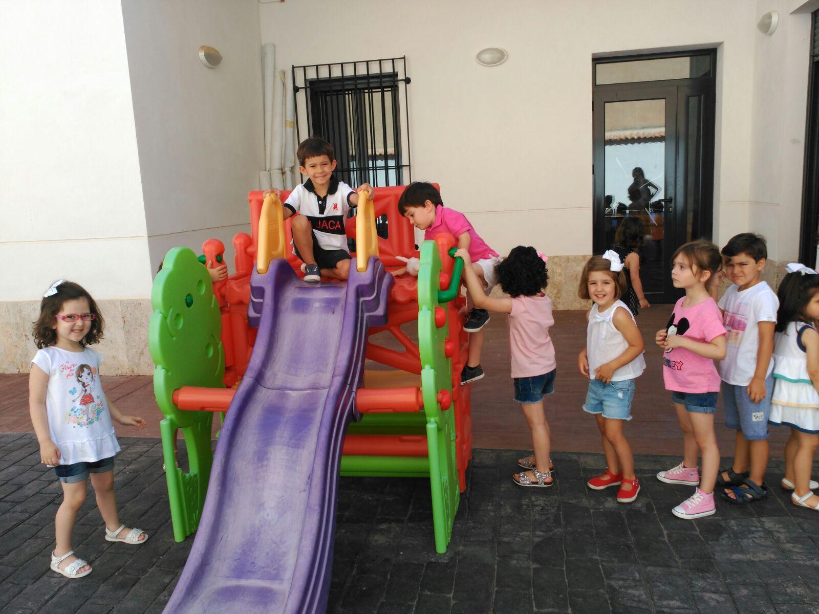 Comienzan en Campo de Criptana las 'Escuelas Deportivas de Verano' con la participación de cerca de doscientos niños y jóvenes