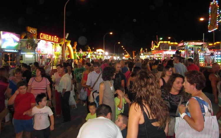 Hoy da comienzo la popular 'Feria de Agosto' de Valdepeñas