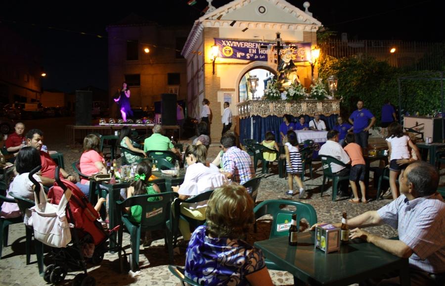 Gran ambiente y más recaudación en las fiestas del Calvario en La Solana