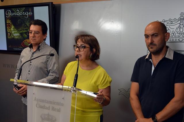 Las Fiestas de la Pandorga se celebrarán del 23 de julio al 1 de agosto en Ciudad Real