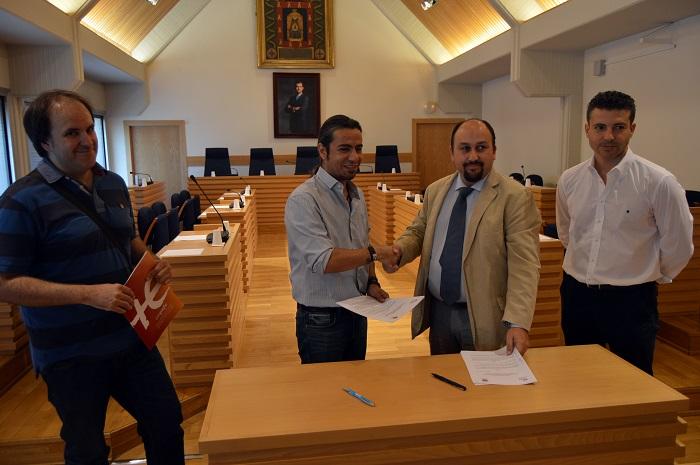 El Ayuntamiento de Ciudad Real destina 15.500 euros para desarrollar acciones conjuntas con AJE Ciudad Real