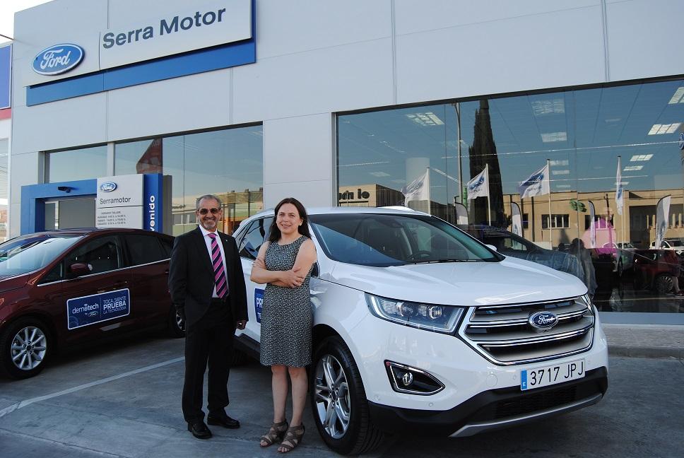 Ford Serramotor presentó sus nuevas instalaciones en Ciudad Real