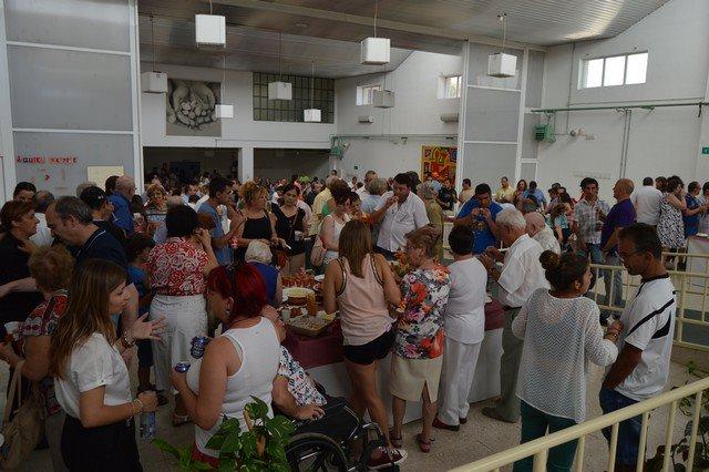 Fiesta de despedida del curso escolar en el Centro de Personas con Discapacidad Fuensanta de Ciudad Real
