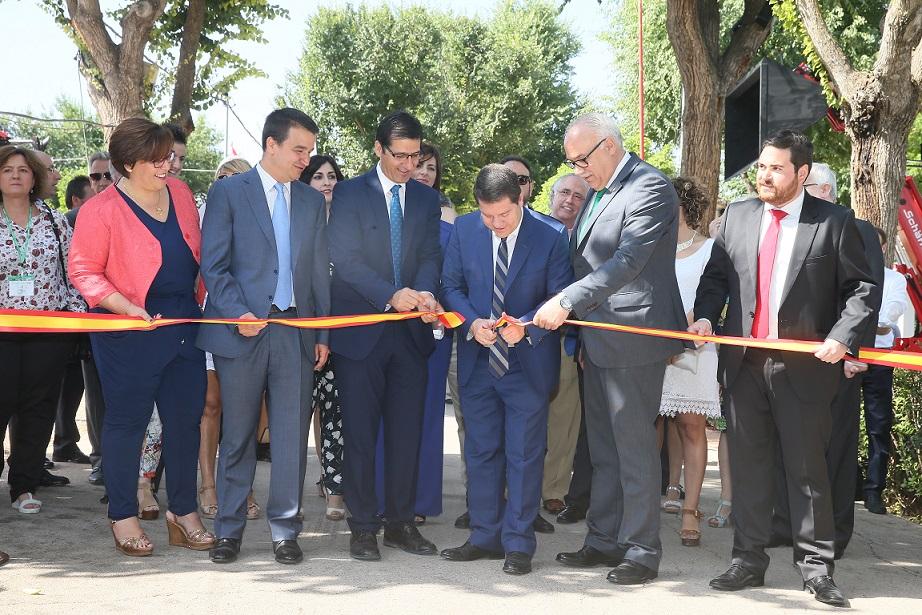 Inauguración de la Feria Nacional del Campo de Manzanares ( FERCAM )