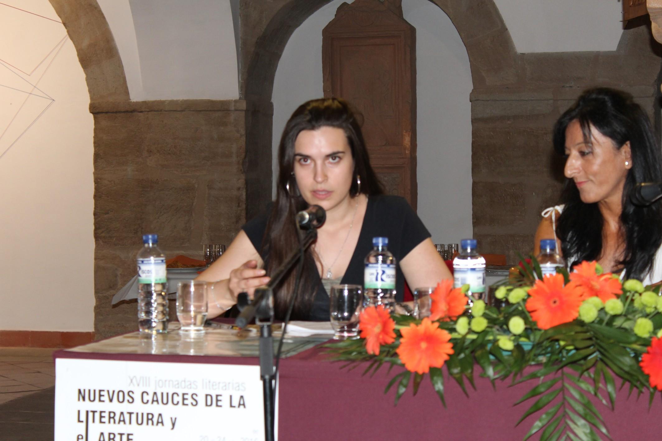 Inauguradas las XVIII Jornadas Literarias de la Asociación Luciérnaga