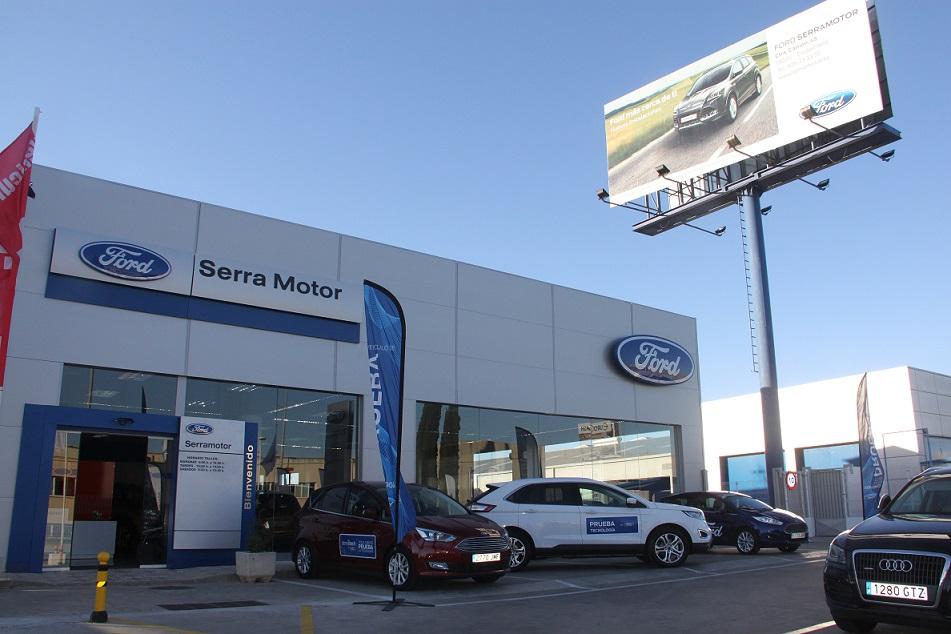 Instalaciones de Ford Serramotor en Ciudad Real