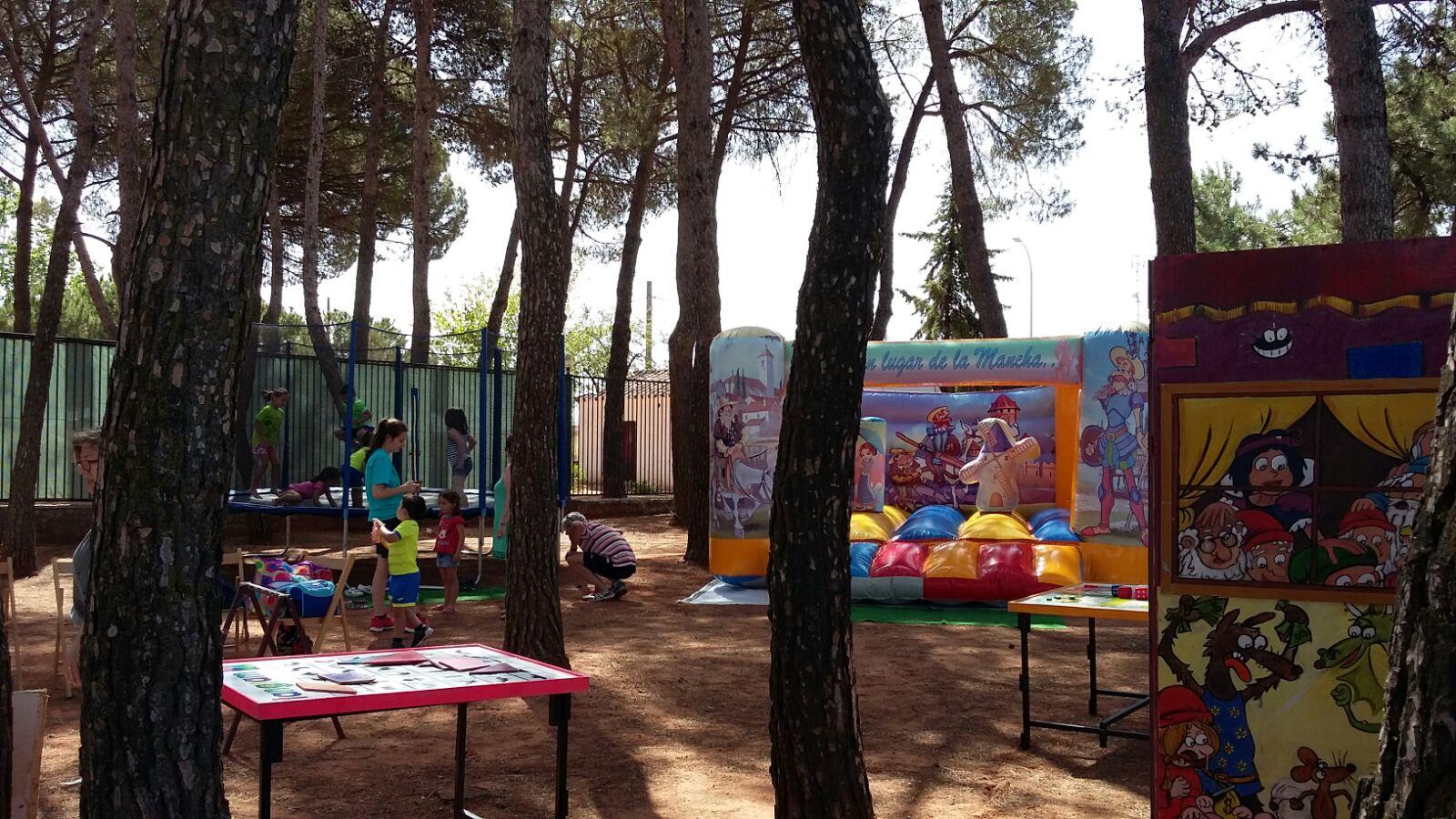 Diversión y entretenimiento para los más pequeños en las Jornadas Cervantinas de Infantes