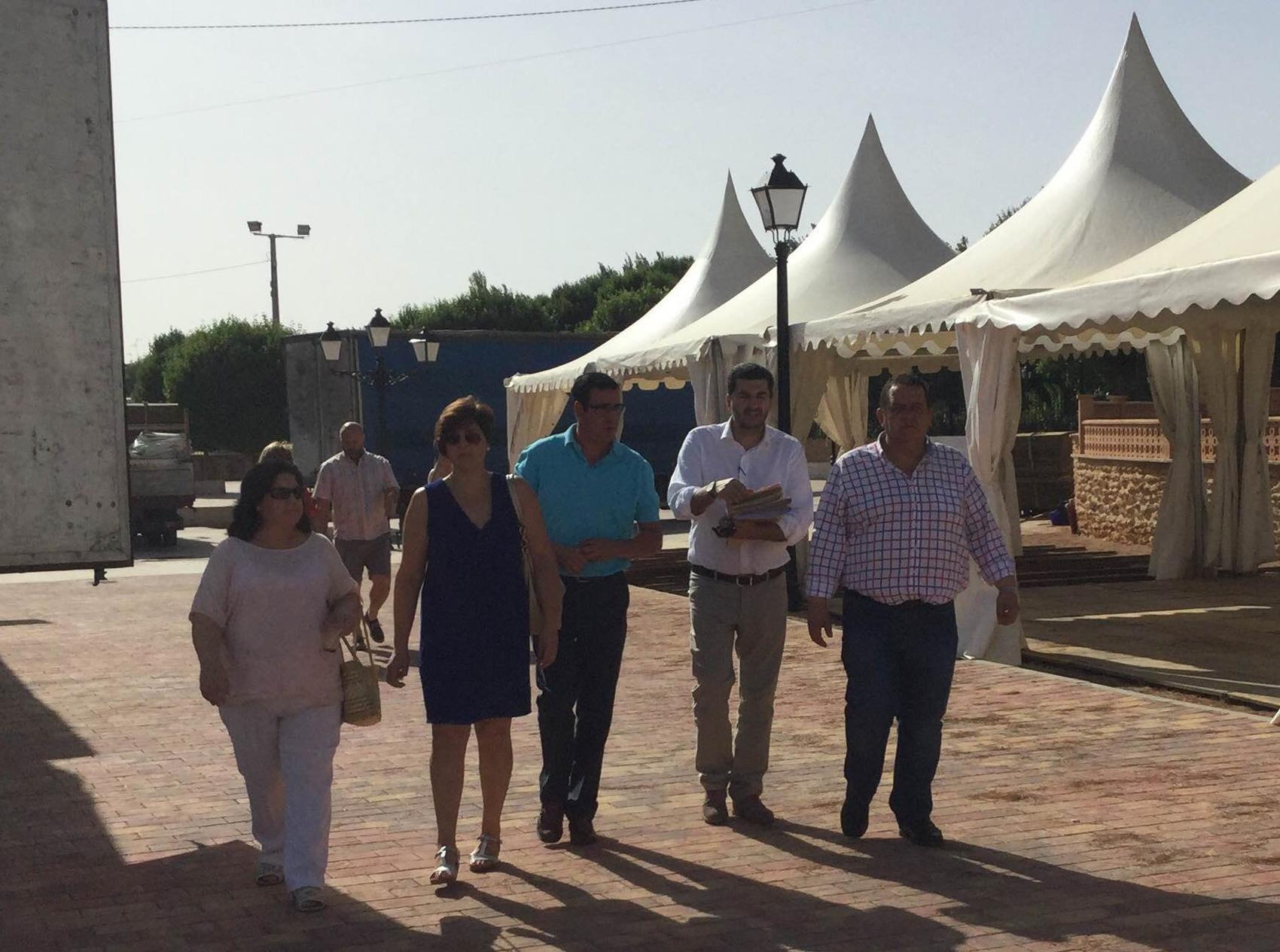 La Diputación financia este año obras en Membrilla con una inversión de 141.500 euros