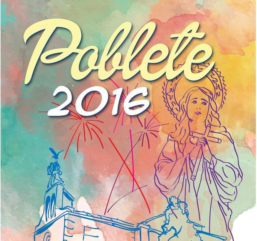 Poblete celebra sus Fiestas patronales de Santa Mª Magdalena del 20 al 29 de julio