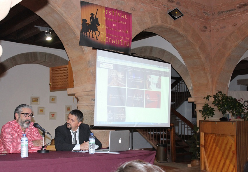 Presentación Festival Música Clásica