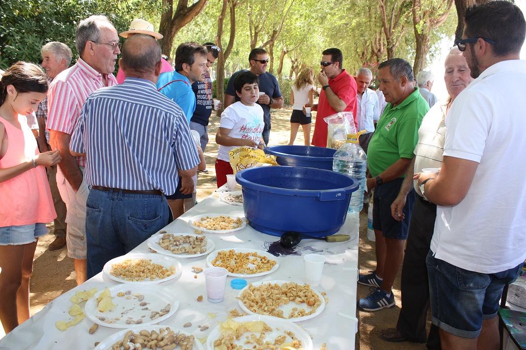 Mucha participación en los concursos agrícolas de la Feria de La Solana
