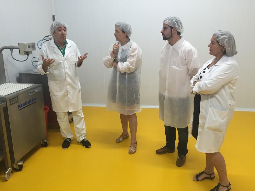 Alcázar cuenta con una nueva empresa de elaboración de quesos manchegos artesanales